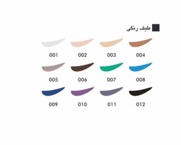 تصویر سایه چشم مدادی 012 پوپا