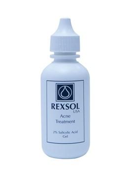 تصویر ژل درمان آکنه رکسول 60 میل
