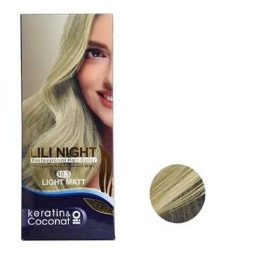 تصویر کیت رنگ مو شماره 10.3 لی لی نایت 120 میل