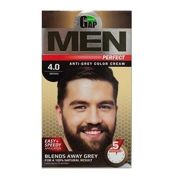 تصویر كيت رنگ مو مردانه شماره 4.0 گپ