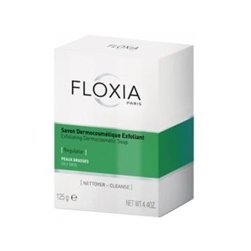 تصویر صابون تنظیم کننده چربی و ضدجوش فلوکسیا 125 گرم