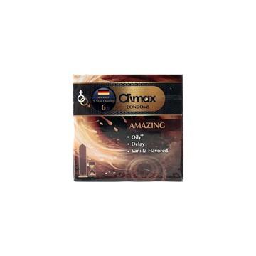 تصویر کاندوم ساده و تاخیری Amazing کلایمکس 3 عددی