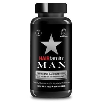 تصویر کپسول هیرتامین مردانه 30 تایی