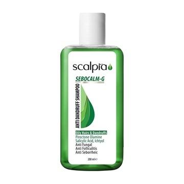 تصویر شامپو ضد شوره مناسب موهای چرب اسکالپیا 200 میل