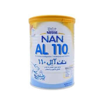 تصویر شیر خشک آ اِل 110 نان مناسب نوزادان از بدو تولد تا 12 ماهگی نستله 400 گرم