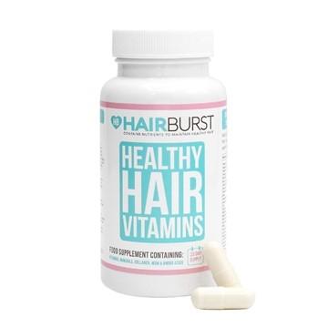 تصویر کپسول مکمل رشد و سلامت مو هیربرست 60 عددی